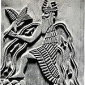 Referat despre sculptura ca o noutate a artei mesopotamiene - a patra parte