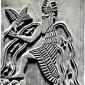 Referat despre sculptura ca o noutate a artei mesopotamiene - a treia parte