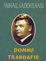 Referat: Domnu' Trandafir de Mihail Sadoveanu - Caracterizarea domnului Trandafir