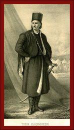 Revolutia de la 1821 - moartea lui Tudor