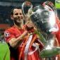 Ryan Giggs ajunge cel mai titrat jucator din istoria lui United