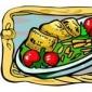 Salata cu carne de pasare articole