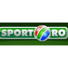 Sport.ro, site-ul cu cel mai mult continut video din Romania.