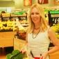 Supermarketul si caruciorul de cumparaturi