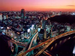 Tokio - resedinta imparatului Japoniei