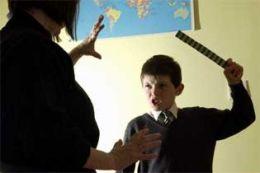 Violenta elevilor fata de profesori