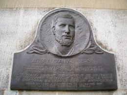 Alexandre Emile Jean Yersin