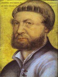 Hans Holbein cel Tanar