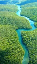 Amazonul, fluviul cu cel mai mare debit din lume