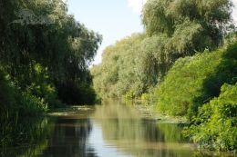 Clima si apele Deltei Dunarii