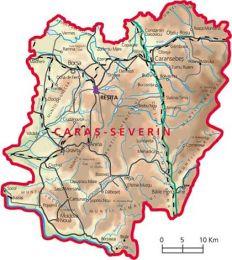 Judetul Caras-Severin