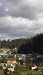 Regiunea biclimaterica Borsec